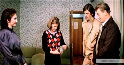 Кадр из фильма Самая обаятельная и привлекательная, 1985 год (07)