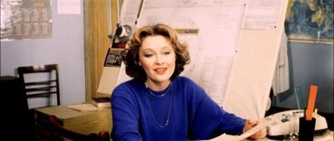 Кадр из фильма Самая обаятельная и привлекательная, 1985 год (09)
