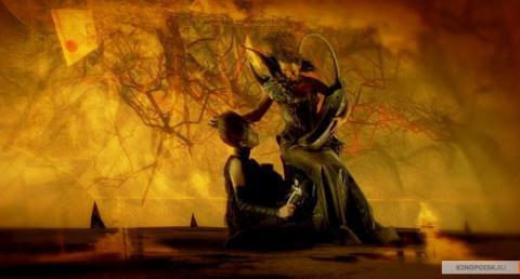 Кадр из фильма Зеркальная маска, 2005 год (01)