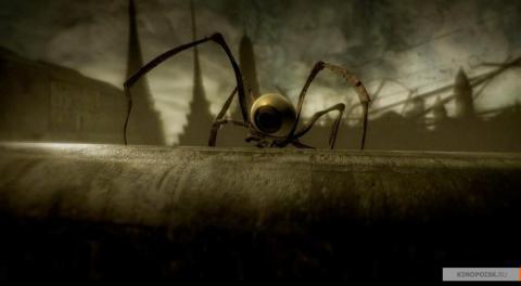 Кадр из фильма Зеркальная маска, 2005 год (02)