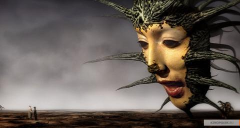 Кадр из фильма Зеркальная маска, 2005 год (04)