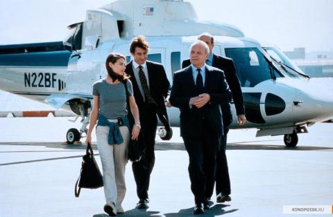 Кадр из фильма Знакомьтесь, Джо Блэк, 1998 год (01)