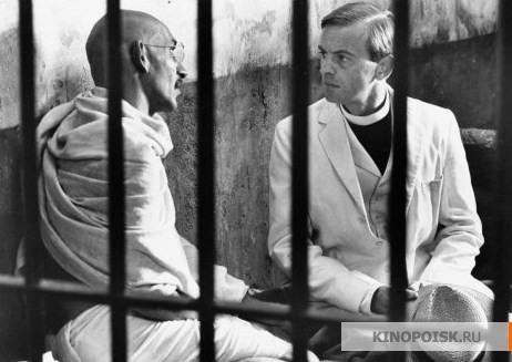 Кадр из фильма Ганди, 1982 год (06)