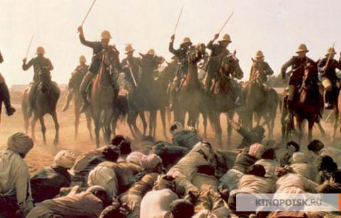 Кадр из фильма Ганди, 1982 год (08)