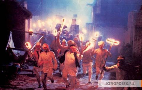Кадр из фильма Ганди, 1982 год (10)