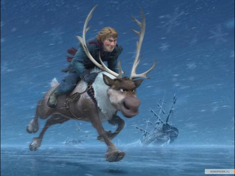 Кадр из мультфильма Холодное сердце, 2013 год (11)