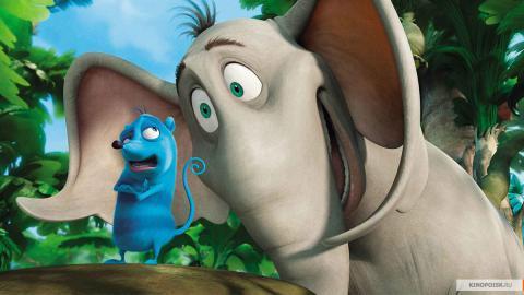 Кадр из мультфильма Хортон, 2008 год (01)