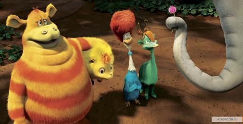 Кадр из мультфильма Хортон, 2008 год (12)