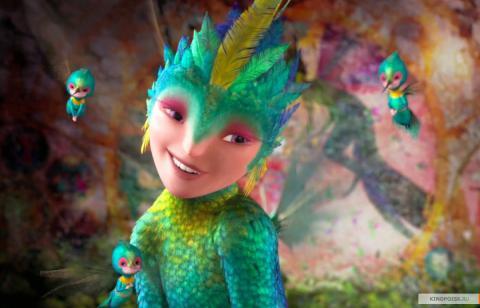 Кадр из мультфильма Хранители снов, 2012 год (04)