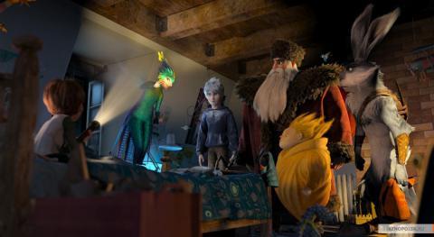 Кадр из мультфильма Хранители снов, 2012 год (09)