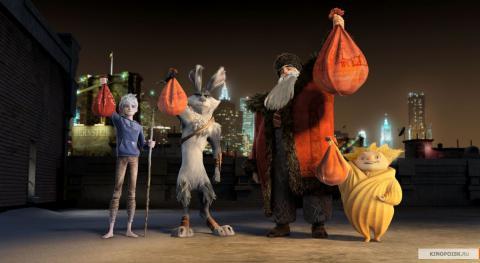 Кадр из мультфильма Хранители снов, 2012 год (11)