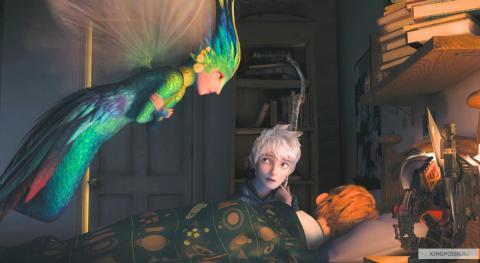 Кадр из мультфильма Хранители снов, 2012 год (12)