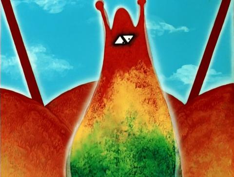 Мультфильм Контакт, 1978 год. Кадры из мультфильма (02)