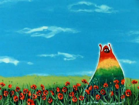 Мультфильм Контакт, 1978 год. Кадры из мультфильма (11)