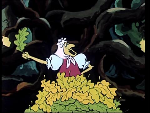 Кадр из мультфильма Летучий корабль, 1979 год (03)