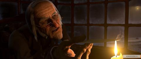 Кадр из мультфильма Рождественская история, 2009 год (01)