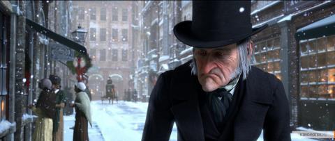 Кадр из мультфильма Рождественская история, 2009 год (04)