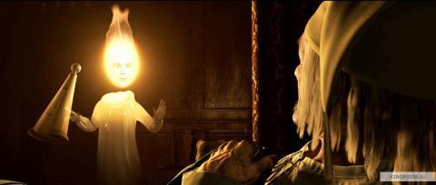 Кадр из мультфильма Рождественская история, 2009 год (05)