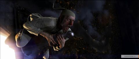 Кадр из мультфильма Рождественская история, 2009 год (06)