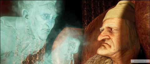 Кадр из мультфильма Рождественская история, 2009 год (08)
