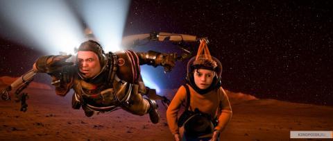 Кадр из мультфильма Тайна красной планеты, 2011 год (04)