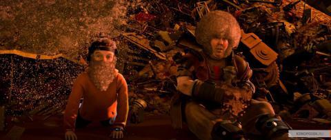 Кадр из мультфильма Тайна красной планеты, 2011 год (05)