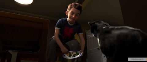 Кадр из мультфильма Тайна красной планеты, 2011 год (07)