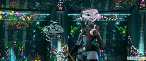 Кадр из мультфильма Тайна красной планеты, 2011 год (08)