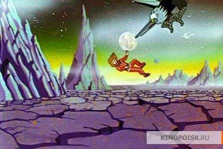 Кадр из мультфильма Тайна третьей планеты, 1981 год (03)