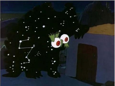 Кадр из мультфильма Ух ты, говорящая рыба!, 1983 год (12)