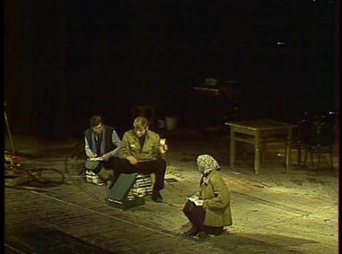 Фильм-спектакль Хозяйка 1981 год (07)