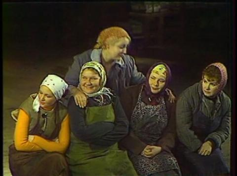 Фильм-спектакль Хозяйка 1981 год (10)