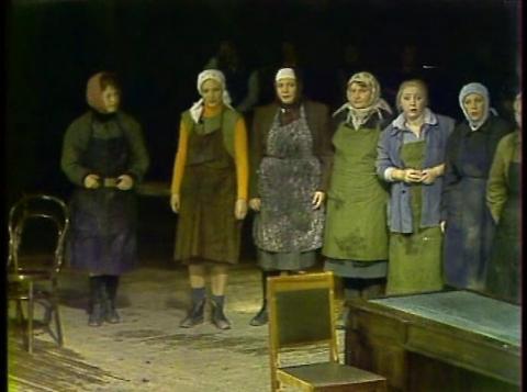 Фильм-спектакль Хозяйка 1981 год (11)