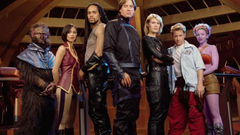 Фото из сериала Андромеда, 2000-2005 год