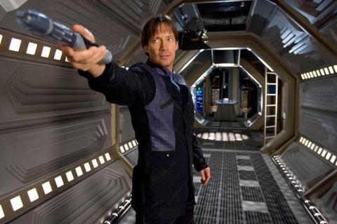 Изображение из сериала Андромеда, 2000-2005 год