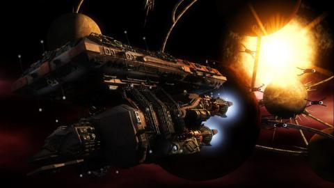 Сериал Андромеда, 2000 год