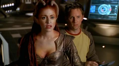 Сериал Андромеда, 2000-2005 год 5 сезонов