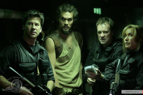 Кадр из сериала Звездные врата: Атлантида, 2004-2009 год (01)