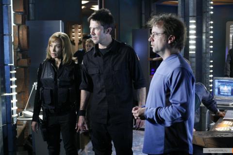 Кадр из сериала Звездные врата: Атлантида, 2004-2009 год (06)