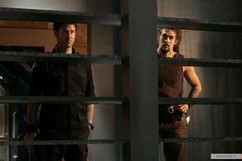 Кадр из сериала Звездные врата: Атлантида, 2004-2009 год (09)