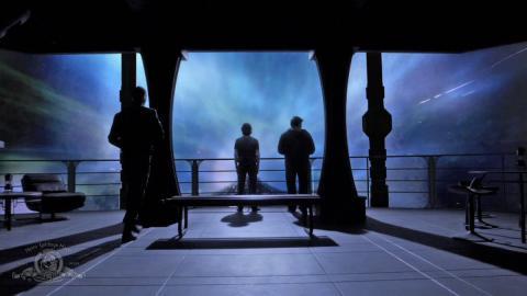 Кадр из сериала Звездные врата: Вселенная, 2009-2011 год (04)