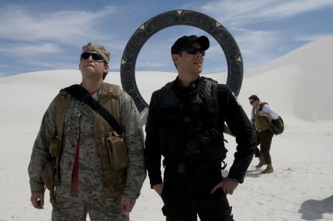 Кадр из сериала Звездные врата: Вселенная, 2009-2011 год (06)