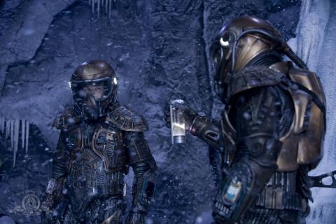 Кадр из сериала Звездные врата: Вселенная, 2009-2011 год (07)