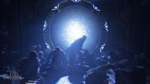 Кадр из сериала Звездные врата: Вселенная, 2009-2011 год (12)