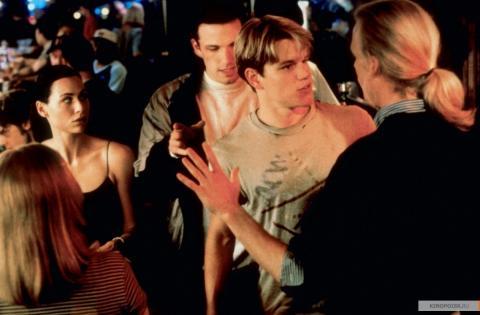 Кадр из фильма Умница Уилл Хантинг, 1997 год (07)
