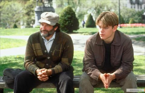 Кадр из фильма Умница Уилл Хантинг, 1997 год (09)