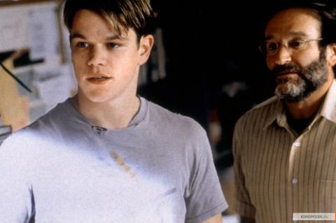 Кадр из фильма Умница Уилл Хантинг, 1997 год (12)