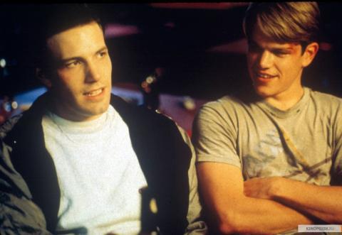Кадр из фильма Умница Уилл Хантинг, 1997 год (19)