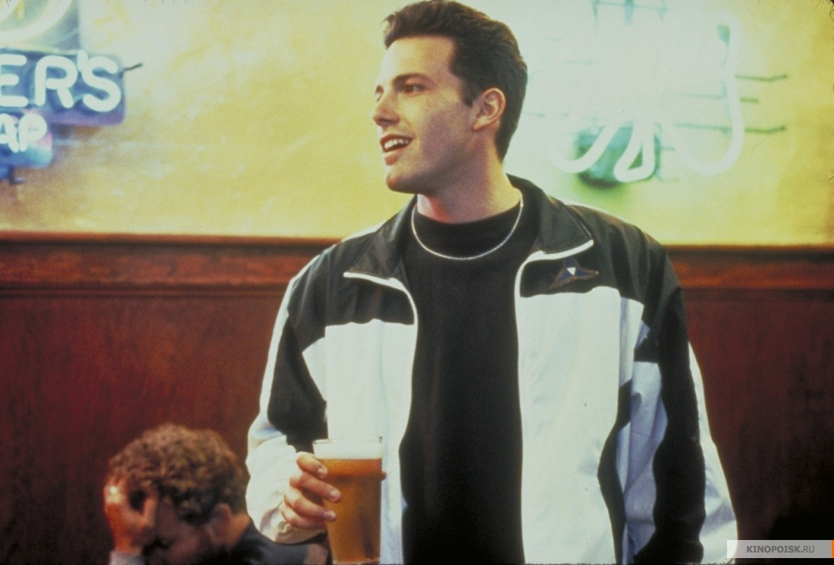 Кадр из фильма Умница Уилл Хантинг, 1997 год (03)