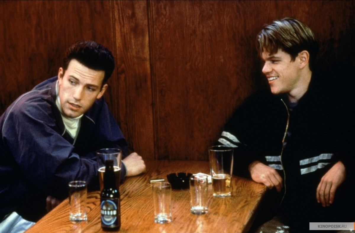 Кадр из фильма Умница Уилл Хантинг, 1997 год (10)